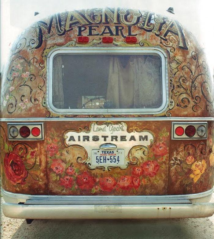 Magnolia Pearl Airstream Dream Machine