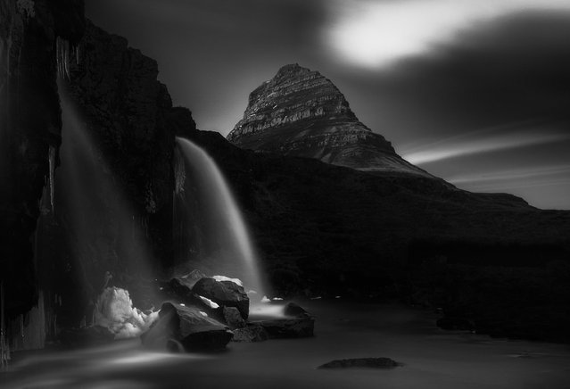 "Location: Kirkjufoss. He added: ""Iceland has always been high on my list of places I'd wanted to visit and I've had so much great work from the locations"". (Photo by Andy Lee/Caters News)"