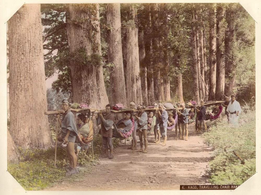 Japanese 130 Years Ago, Part III. Photos By Kusakabe Kimbei