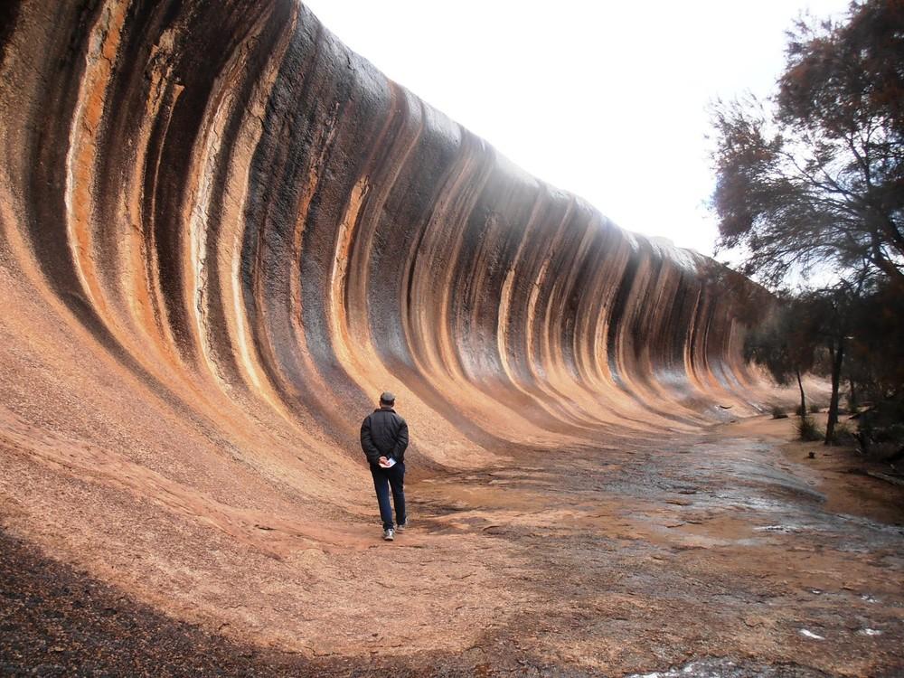 Wave Rock, Arizona