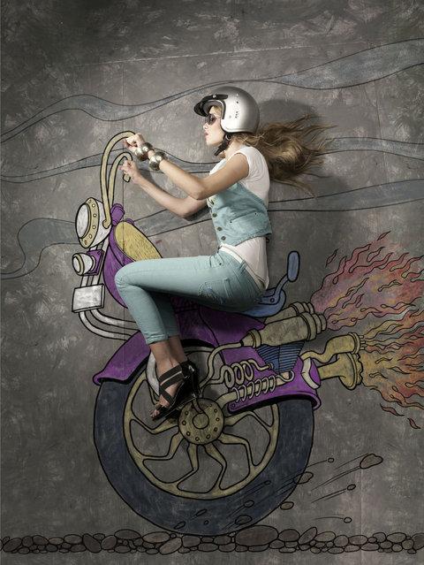 Awesome Illustrations by Nithin Rao Kumblekar