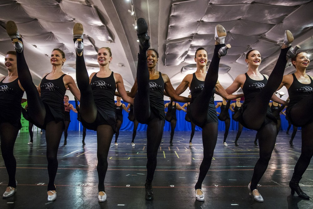 Rockettes Repetition