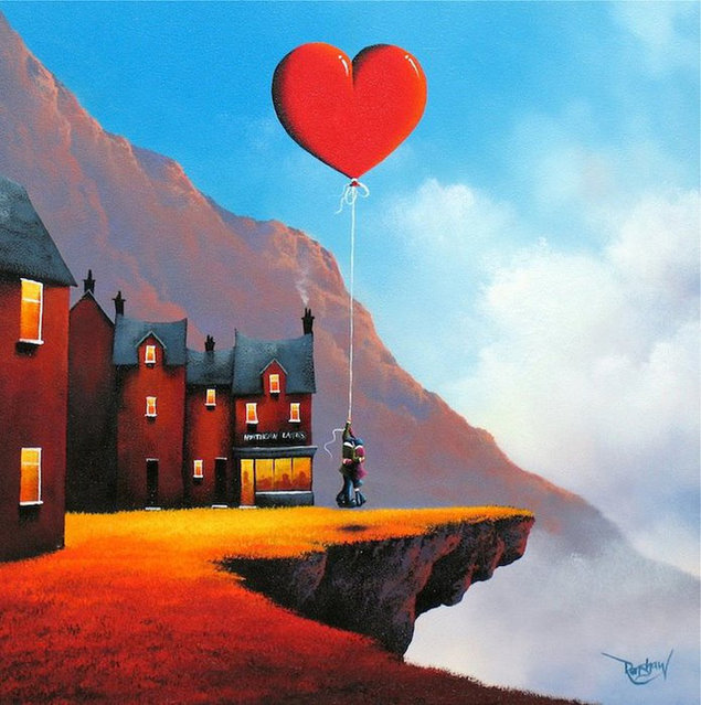 A Northern Romance Series By David Renshaw