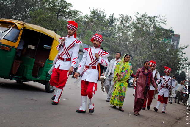 Business Flourishes For Brass Bands During Indian Wedding Season