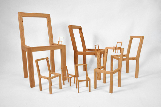 Inception_Chair by Vivian Chiu
