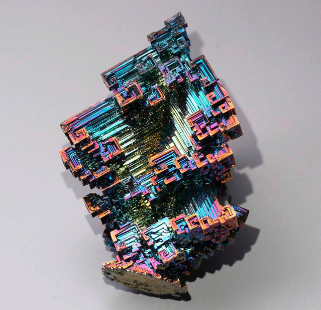 Amazing Bismuth Crystal