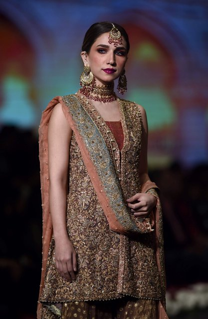 Bridal Fashion Week in Pakistan