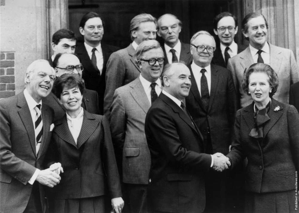 Mikhail Gorbachev Turns 80. Several related photos