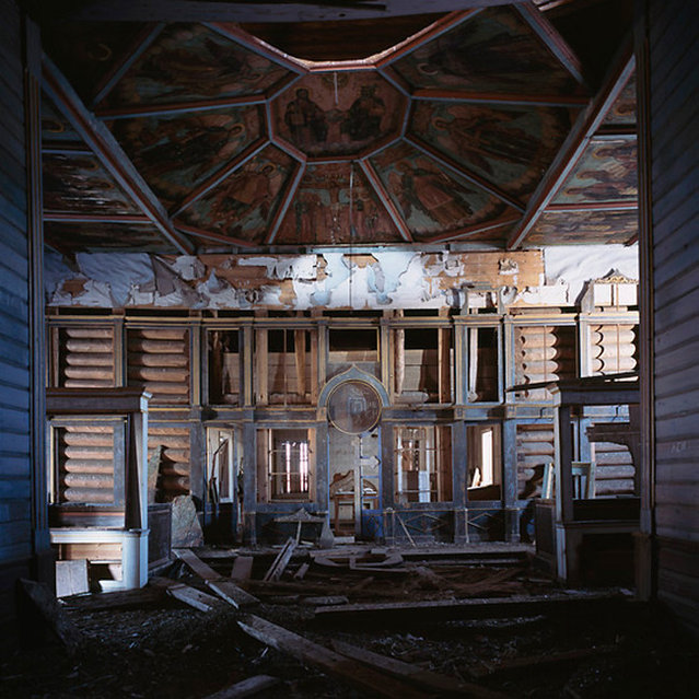 Wooden Churches - Travelling In The Russian North By Richard Davies Part 2