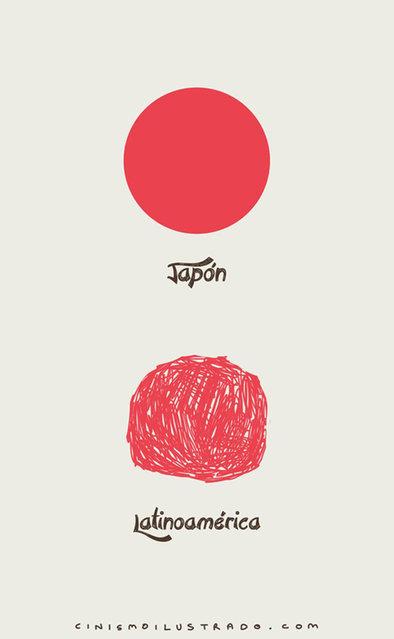 Illustrations Humor By Eduardo Salles
