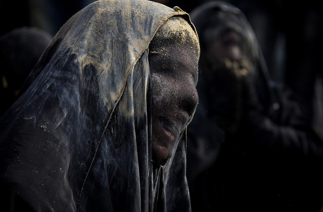 """""""Portrait"""". (Photo and comment by Ali Asadi, Iran/2013 Sony World Photography Awards"""