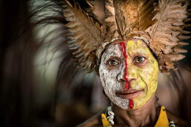 These tribes remained largely untouched before the 1940s. (Photo by Trevor Cole/Media Drum World)