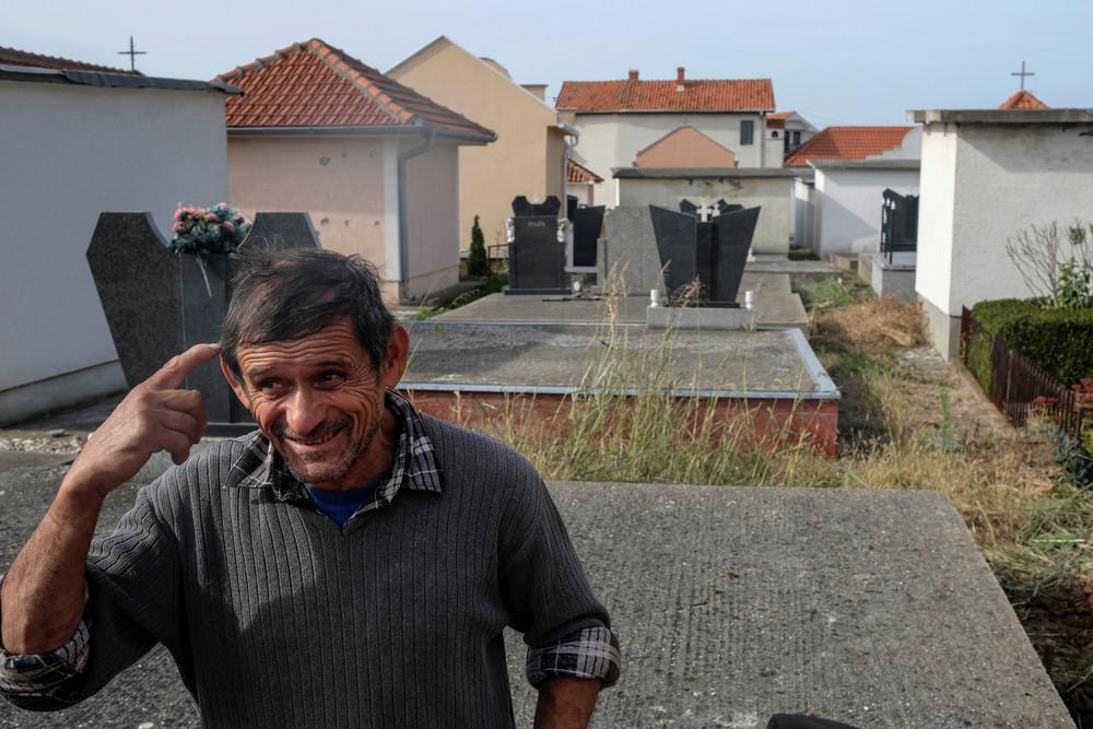 Serbia's Bungalow Cemeteries