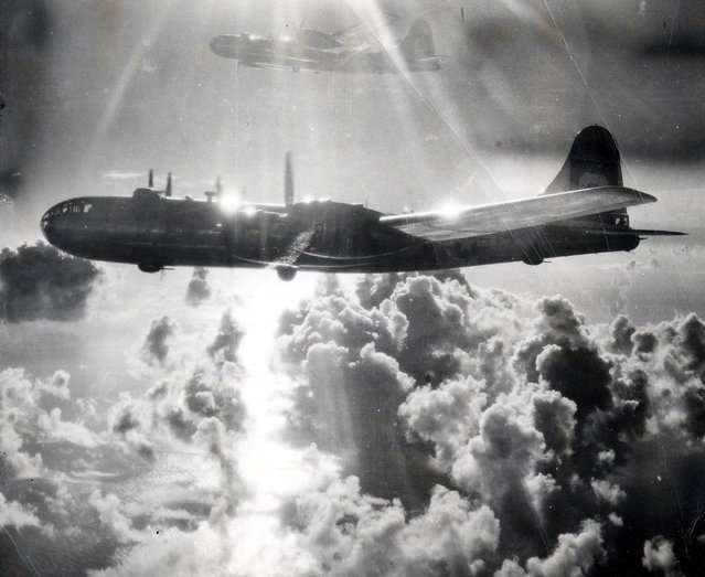 29th Bomb Group B-29 Superfortress'. (Photo by U.S. Air Force)