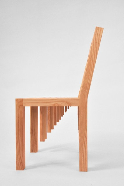 Inception_Chair by Vivian Chiu