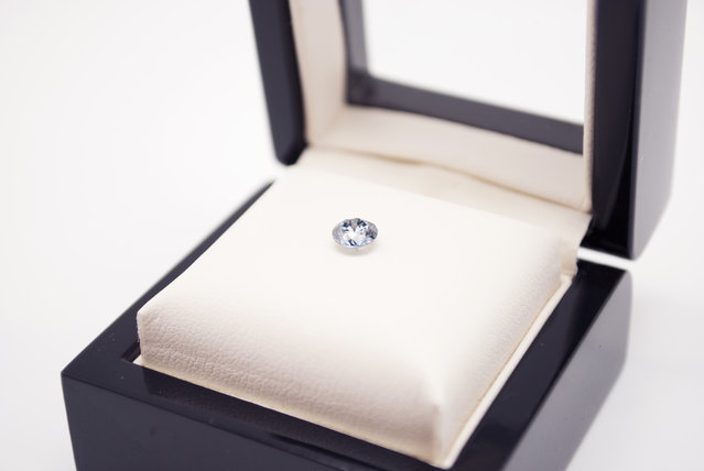 Swiss Company Turns People's Ashes Into Diamonds