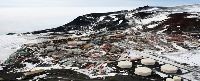 McMurdo Station Antarctic
