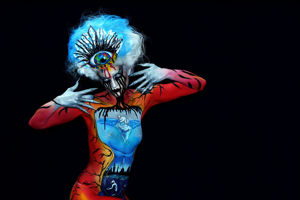 The 16th World Bodypainting Festival