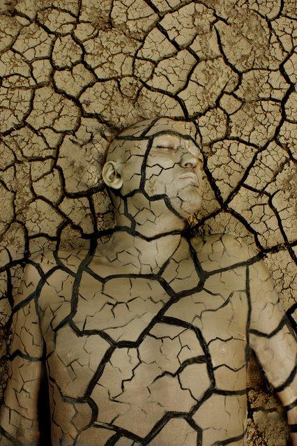 """Breaking Soil"". (Photo by Johannes Stötter)"
