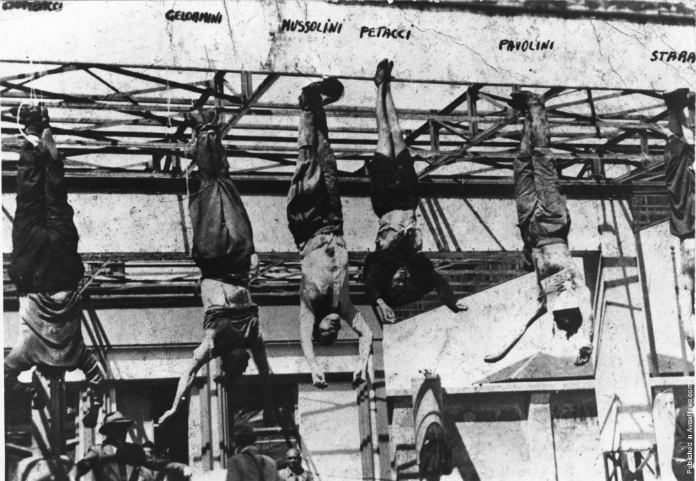 Ruthless Italian Partisans