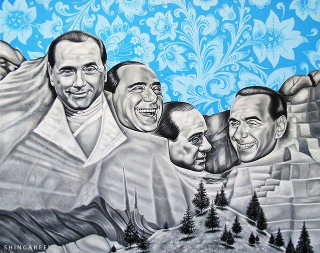 Iconography By Rinat Shingareev