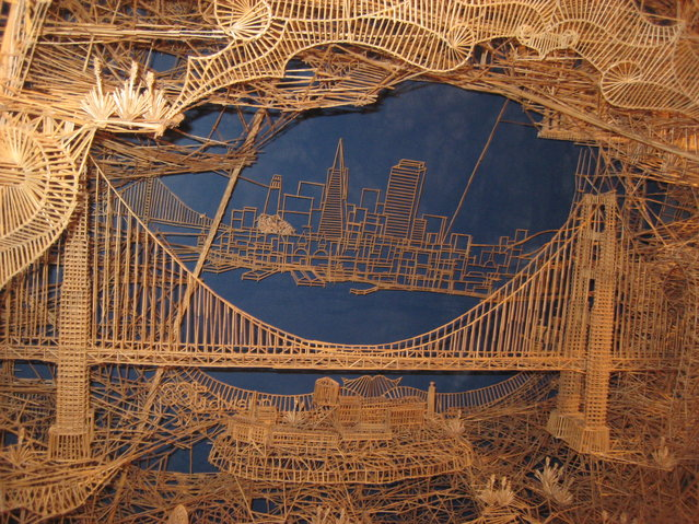 Rolling Through the Bay By Scott Weaver