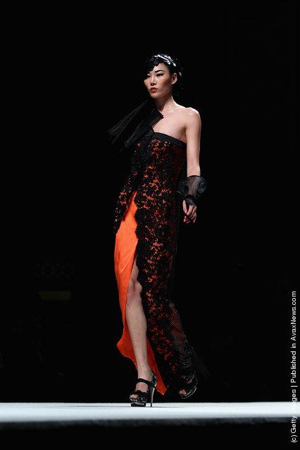 China Fashion Week Spring/Summer 2012