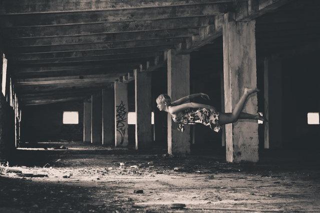 """""""Levitation"""". (Photo by Arseni Kukk)"""