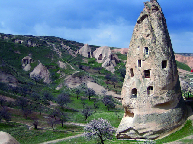 Multi-Level Underground City, Cappadocia, Turkey