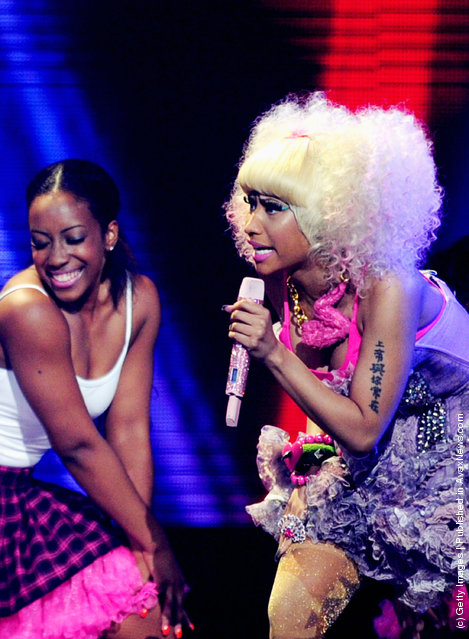 iHeartRadio Music Festival, Nicki Minaj
