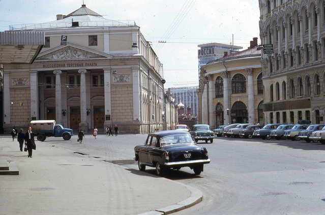 Merchant District, Moscow, 1969