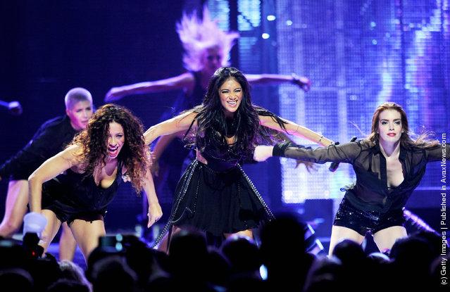 iHeartRadio Music Festival, Nicole Scherzinger