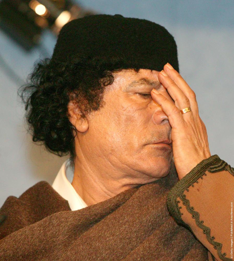 Muammar Gaddafi Death Photo. At This Time – No Fake