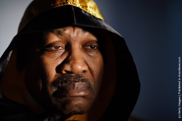 Boxing Legend Smokin Joe Frazier