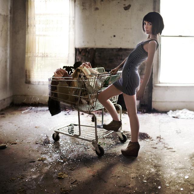 The scavengers store. (Karrah Kobus)