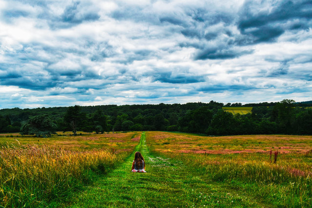 Youth prize, finalist. Calming Outlook by Jiri Novy, taken near London, England. (Photo by Jiri Novy/REDISCOVER Nature/EEA)