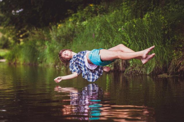 """Levitation"". (Photo by Max Fadeev)"