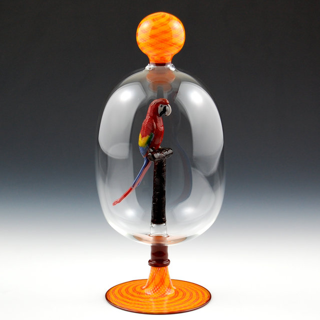 Glass Art By Kiva Ford