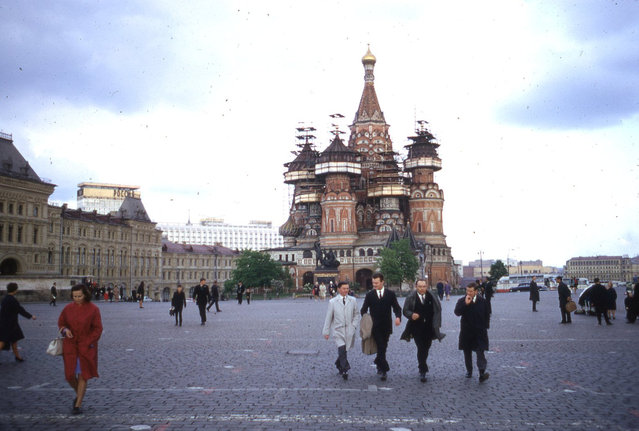 Red Square, Moscow, 1969