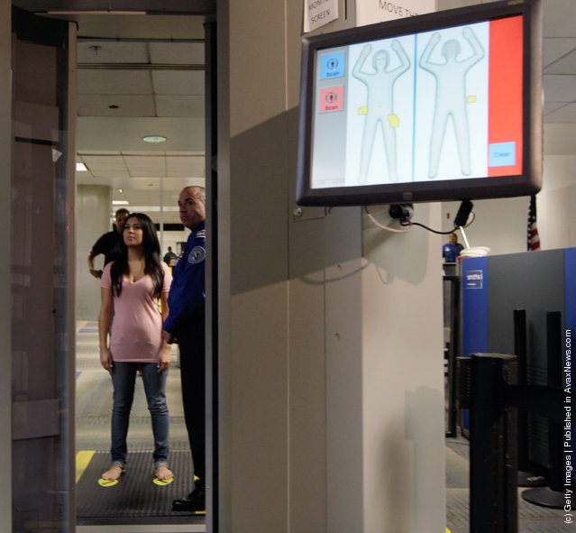 TSA, New Automated Target Recognition software