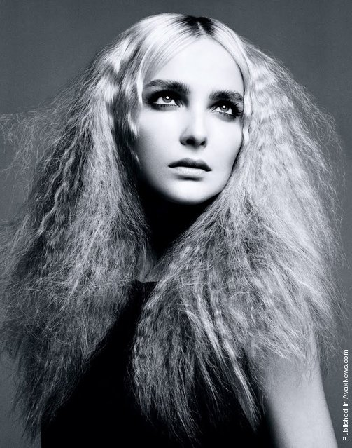 Hairy Tales - Vogue Germany April 2012