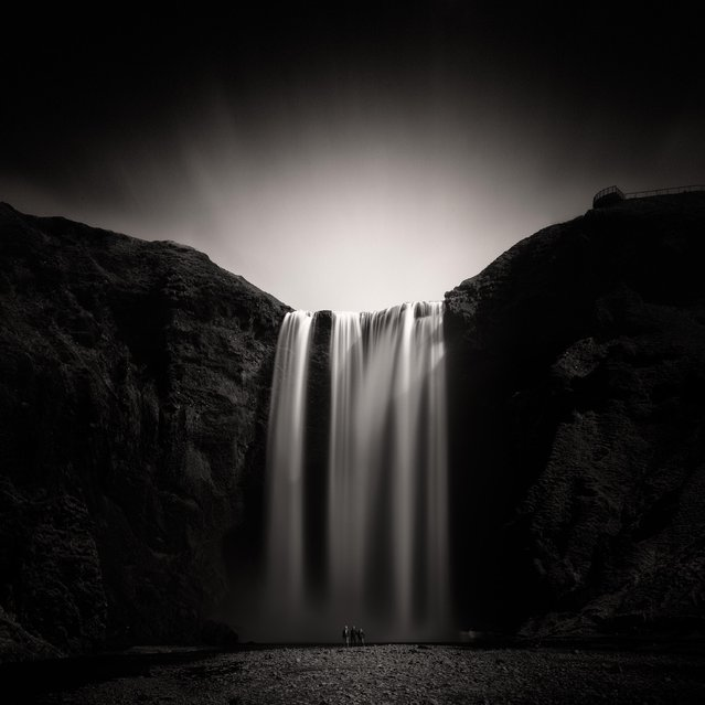 Location: Skogafoss. (Photo by Andy Lee/Caters News)