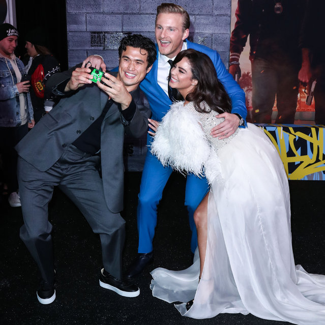 """Los Angeles Premiere Of Columbia Pictures' """"Bad Boys For Life"""" held at the TCL Chinese Theatre IMAX on January 14, 2020 in Hollywood, Los Angeles, California, United States. (Photo by Xavier Collin/Image Press Agency)"""
