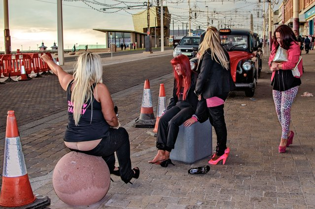 Stags Hens & Bunnies, Blackpool by Photographer Dougie Wallace