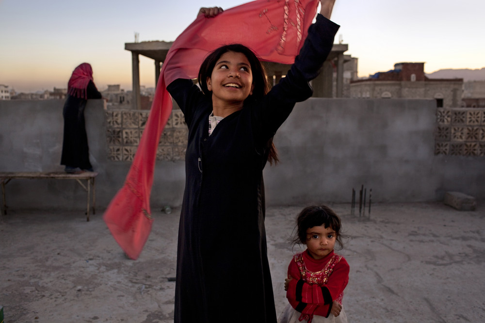 A New Generation of Female Photojournalists