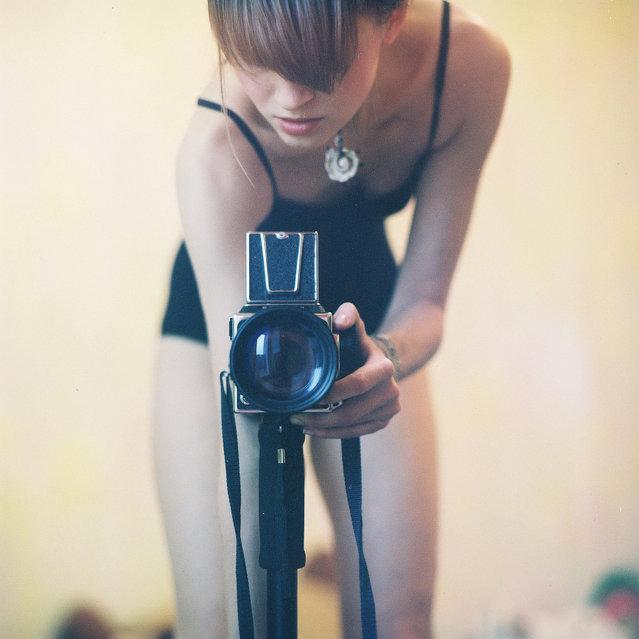Self-portrait. (Photo by Flowertrip)