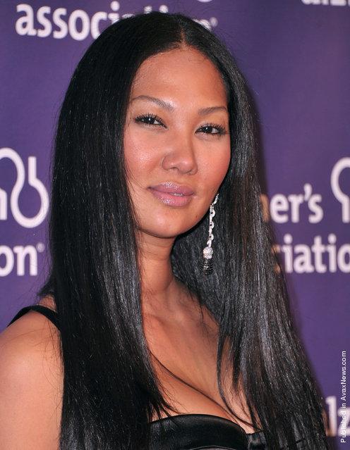 TV personality Kimora Lee