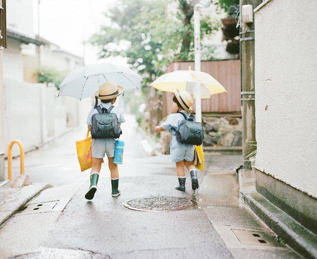 """""""Rainy days and mondays #1"""". (Photo and caption by Hideaki Hamada)"""