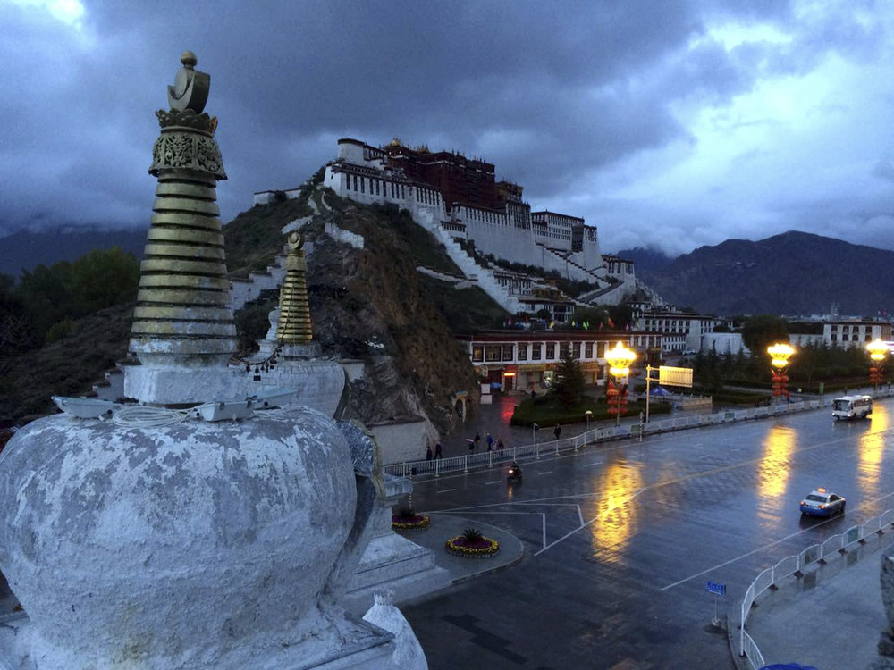 Glimpse of Life in Tibet under China's Rule