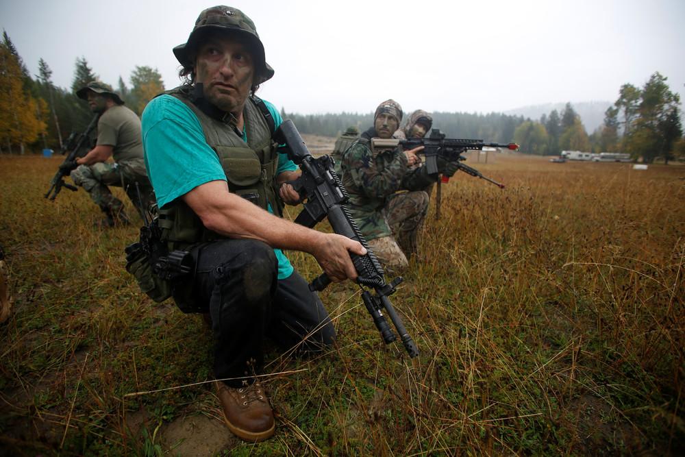 A Year Inside America's Militia